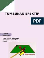 Tumbukan Efektif(Snooker)