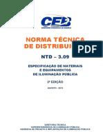 Ntd 3.09 - Materiais e Equipamentos de Iluminacao Publica_vr2.PDF (Analisar)