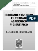 Lectura y Escritura de Textos Académicos