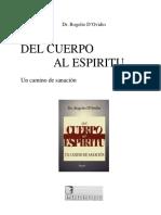 Delcuerpoalespritudrrogeliodovidio PDF
