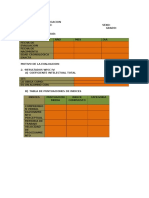 Formato Para Integracion e Informes de Baterias de Psicologia