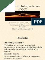 OCT en Diversas Patologis de Retina