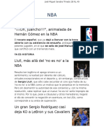 NBA Mi9gue