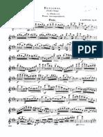 Fr.Doppler Berceuse Flute