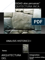 ARQ INCA Historia