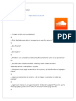 Analisis Sitio Web Soundcloud.