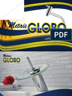 Catalogo Metais Globo
