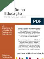 Inclusão Na Educação
