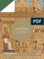 Cuaderno Antiguo Egipto Nivel-3