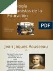 Teleología Humanistas de La Educación