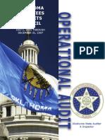 Operational Audit Oklahoma