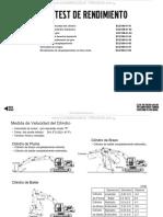Material Test Rendimiento Excavadora Hidraulica Ec210b Volvo