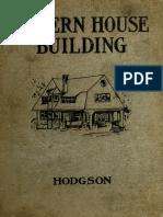 1905 Hodgson'SModernHouseBuilding