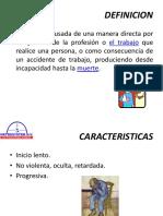 TEMA 06 Enfermedades Profesionales