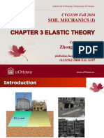 CVG3109 Elastic Theory