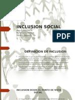 Inclusion Social