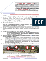 20161122-Schorel-Hlavka O.W.B. to Chief Officer-Re Buloke Shire Council -Re Fire Prevention Notice -COMPLAINT & APPEAL