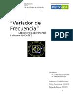 Laboratorio 1 VDF