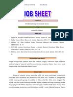 Job Sheet KBI Oke