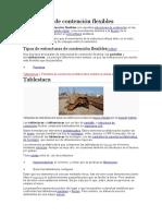 Estructuras de Contención Flexibles Ss