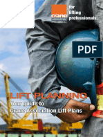 Crane Association Lift Planning