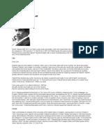 Biography of Derek Walcott