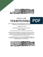 Necronomicon by Olaus Wormius
