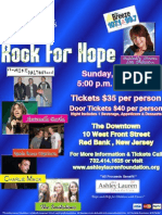 Rock For Hope