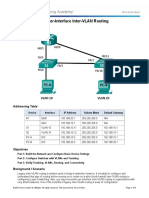 5.1.2.4 Lab - Configuring Per-Interface Inter-VLAN Routing.docx