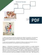 Revolución Francesa CARICATURAS 2