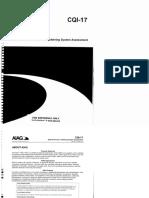 CQI-17 Soldering System Assessment