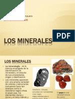 Presentación Nº 2 Los Minerales