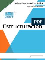 Estructuracion o Diagrama Estructural