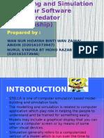 Modelling and Simulation of Stellar Software ( Prey-Predator.pptx