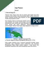 Tektonik Geologi Papua