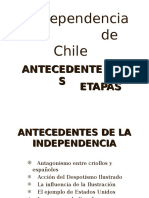 3 Independencia