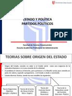 7 Partidos, Estado y Politica