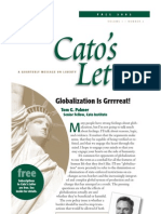 Globalization Is Grrrreat!, Cato Cato's Letter