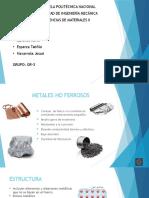 Presentacion_no Ferrosos y Ceramico