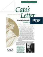 Bringing Capitalism to the Masses, Cato Cato's Letter