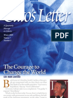 The Courage to Change the World, Cato Cato's Letter