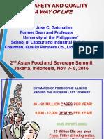 Jose Gatchalian - A Way of Life