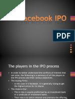 Accounting 1b - Facebook IPO