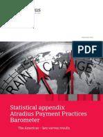 Atradius Payment Barometer Americas 2016 Statistics