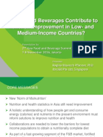 Regina Moench Pfanner-can Fortified Beverages Contribute to Nutrition Improvement in Low- And Medium-Income Countries