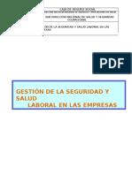 Gestión de la Seguridad y Salud  Laboral en las empresas (1).docx
