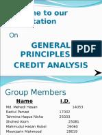 General Principal of Credit Rating-1