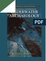 RUPPÉ, BARSTAD- International Handbook Underwater Archaeology