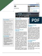 Microsemi Syncserver s600 Datasheet Vb