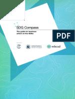 SDG Compass for Business